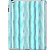 Striped pattern hand drawn iPad Case/Skin