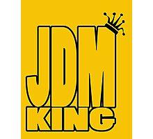 JDM KING Photographic Print