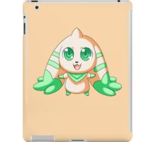 digimon iPad Case/Skin