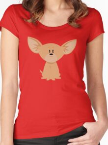 Honey! Women's Fitted Scoop T-Shirt