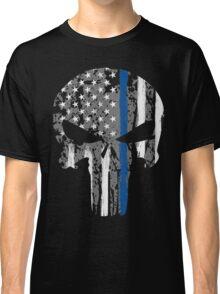 Punisher - Blue Line Classic T-Shirt