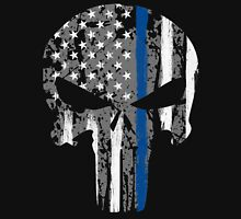Punisher - Blue Line Unisex T-Shirt