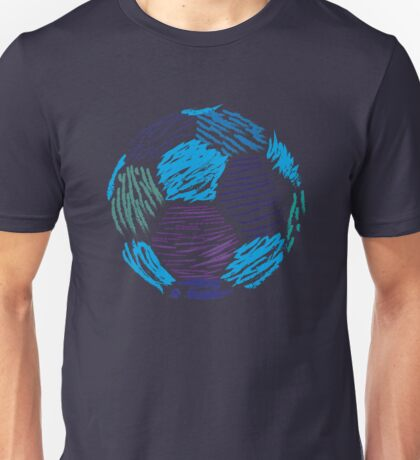 Soccer ball Unisex T-Shirt