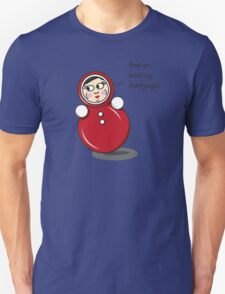 Cheeky Nevalyashka Unisex T-Shirt