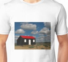 Fisherman's Hut, Rye Harbour Unisex T-Shirt