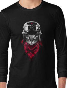 SALJU'S BIKER CAT Long Sleeve T-Shirt