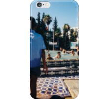 Moroccan Children at Play iPhone Case/Skin