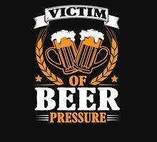 Victim of beer pressure Unisex T-Shirt