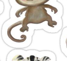 Wee Animals Sticker Set 2 Sticker
