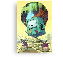 BMO Bug Party  Canvas Print