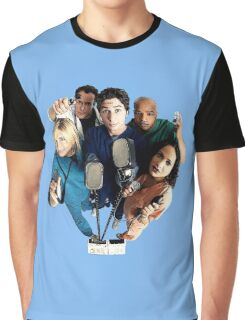 Scrubs Graphic T-Shirt