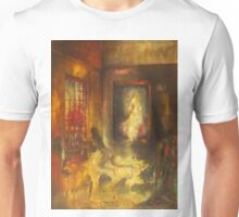 White Lady Unisex T-Shirt