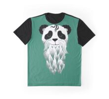 PANDA GURU Graphic T-Shirt