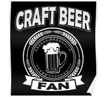 Craft Beer Fan Poster