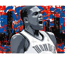 KD Painting from the Roar Collection Photographic Print