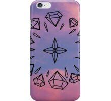 Diamond Compass iPhone Case/Skin