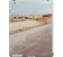 Suburban Neighbourhood in North Africa iPad Case/Skin
