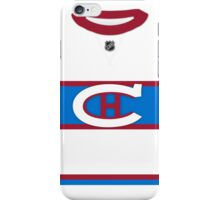 Montreal Canadiens 2016 Winter Classic Jersey iPhone Case/Skin