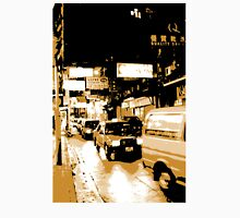 HongKong - Duotone - Taxi Unisex T-Shirt