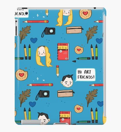 DoodleDate Stuff!  iPad Case/Skin