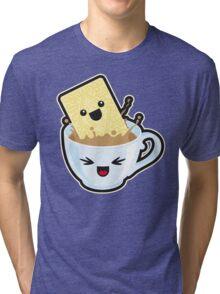 Tea Time Tri-blend T-Shirt