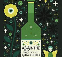 Absinthe  by CarlyWatts