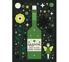 Absinthe  Photographic Print