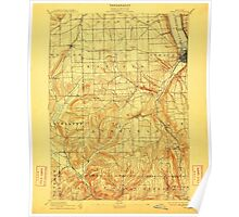 New York NY Ithaca 139739 1895 62500 Poster