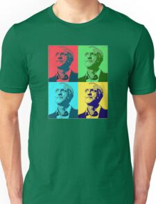 Jeremy Corbyn Pop Art Unisex T-Shirt