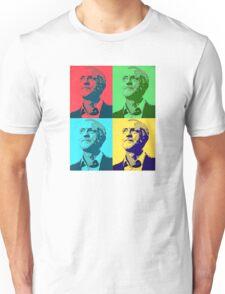 Jeremy Corbyn Pop Art Unisex T-Shirt