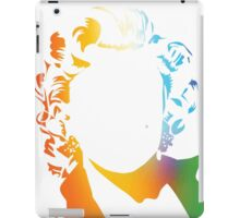 Marilyn vacant expression iPad Case/Skin