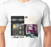 arctic monkeys album covers Unisex T-Shirt