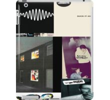 arctic monkeys album covers iPad Case/Skin