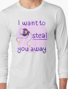 Drifloon wants to steal you away Long Sleeve T-Shirt
