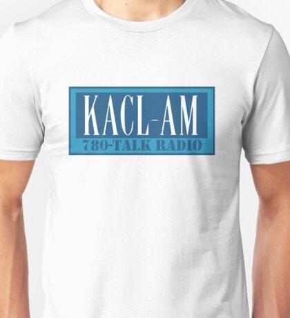 KACL AM – Frasier Crane, 780, Seattle Unisex T-Shirt