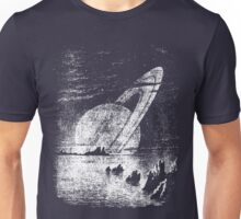 Saturn Rising Unisex T-Shirt