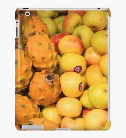 Apples and Yellow Pitahaya iPad Case/Skin