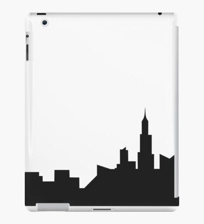 Silhouette - 5 iPad Case/Skin