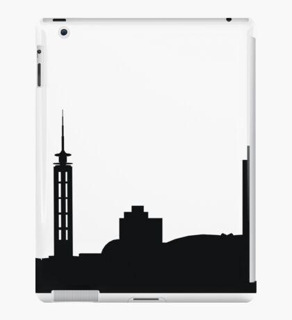 Silhouette - 6 iPad Case/Skin