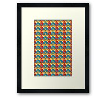 LP Colors Framed Print