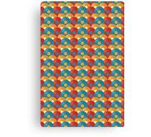 LP Colors Canvas Print
