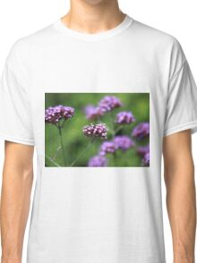 The flowers in the walled garden. Classic T-Shirt