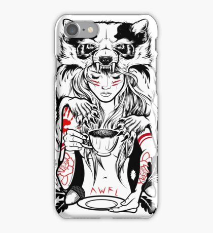 Native English Girl iPhone Case/Skin