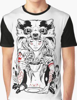Native English Girl Graphic T-Shirt