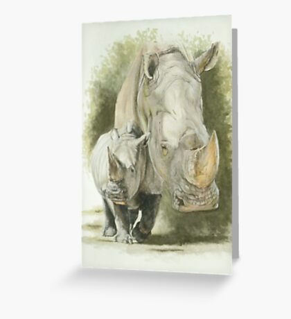 Colossal Greeting Card