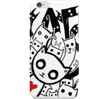 Cats! iPhone Case/Skin