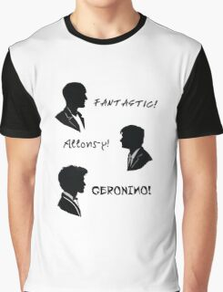 The three doctors Graphic T-Shirt