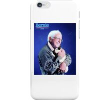 Bernie and his Cat Funny iPhone Case/Skin