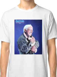 Bernie and his Cat Funny Classic T-Shirt