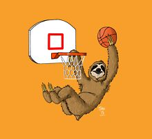 Basketballing sloth Unisex T-Shirt